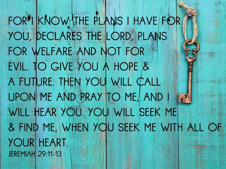 For I Know