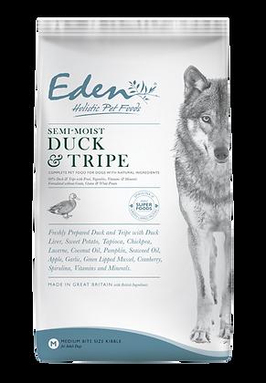 EDEN SEMI-MOIST DUCK & TRIPE 2kg