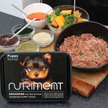 Nutriment Puppy Tray 500g
