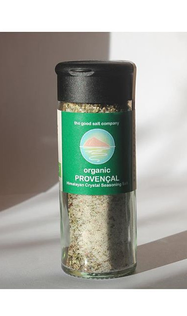 The alternative herb salt , beautiful Pr