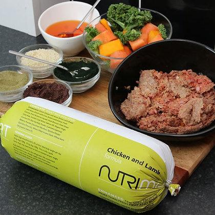 Nutriment Chicken & Lamb Chubb 1.4kg