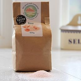 Himalayan Salt (Fine) Bag 600g