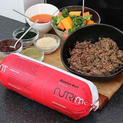 Nutriment Boneless Beef Chubb 1.4kg