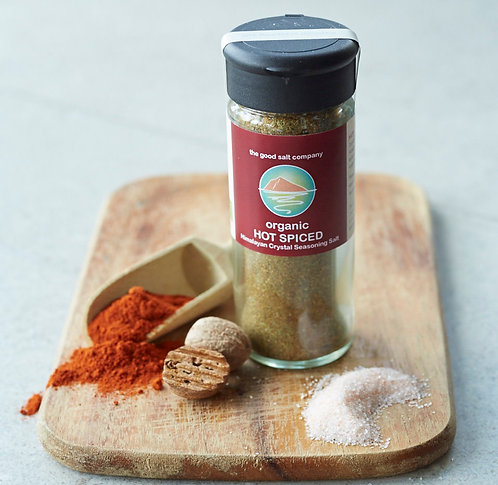 Hot Spiced Shaker Organic
