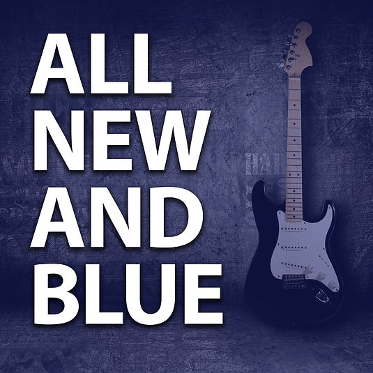 All New and Blue