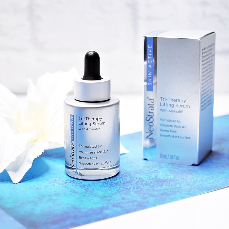 April 18 3 Tri-Therapy Lifting Serum