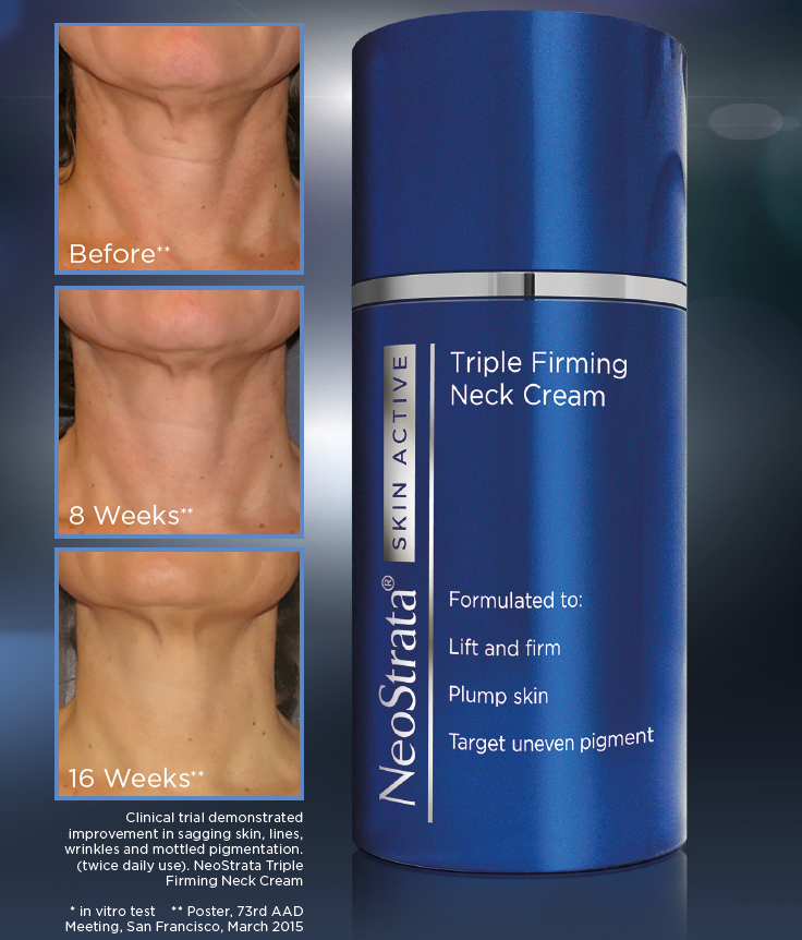 February 18 4 Skin Active Triple Firming Neck Cream