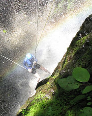 Canyoning Arenal
