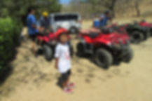 ATV Tour Guanacaste