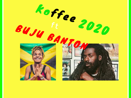 Koffee ft. Buju Banton (Pressure)