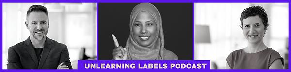 Unlearning Labels Podcast (Linkedin bann
