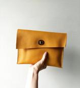 new clutch leather crafting workshop mal