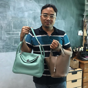 Coralc Atelier Leather Crafting Workshop Malaysia