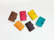 Coralc atelier card holder Xmas edition.