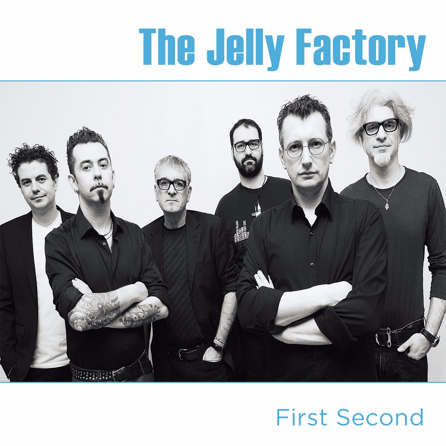 The Jelly Factory - First Second