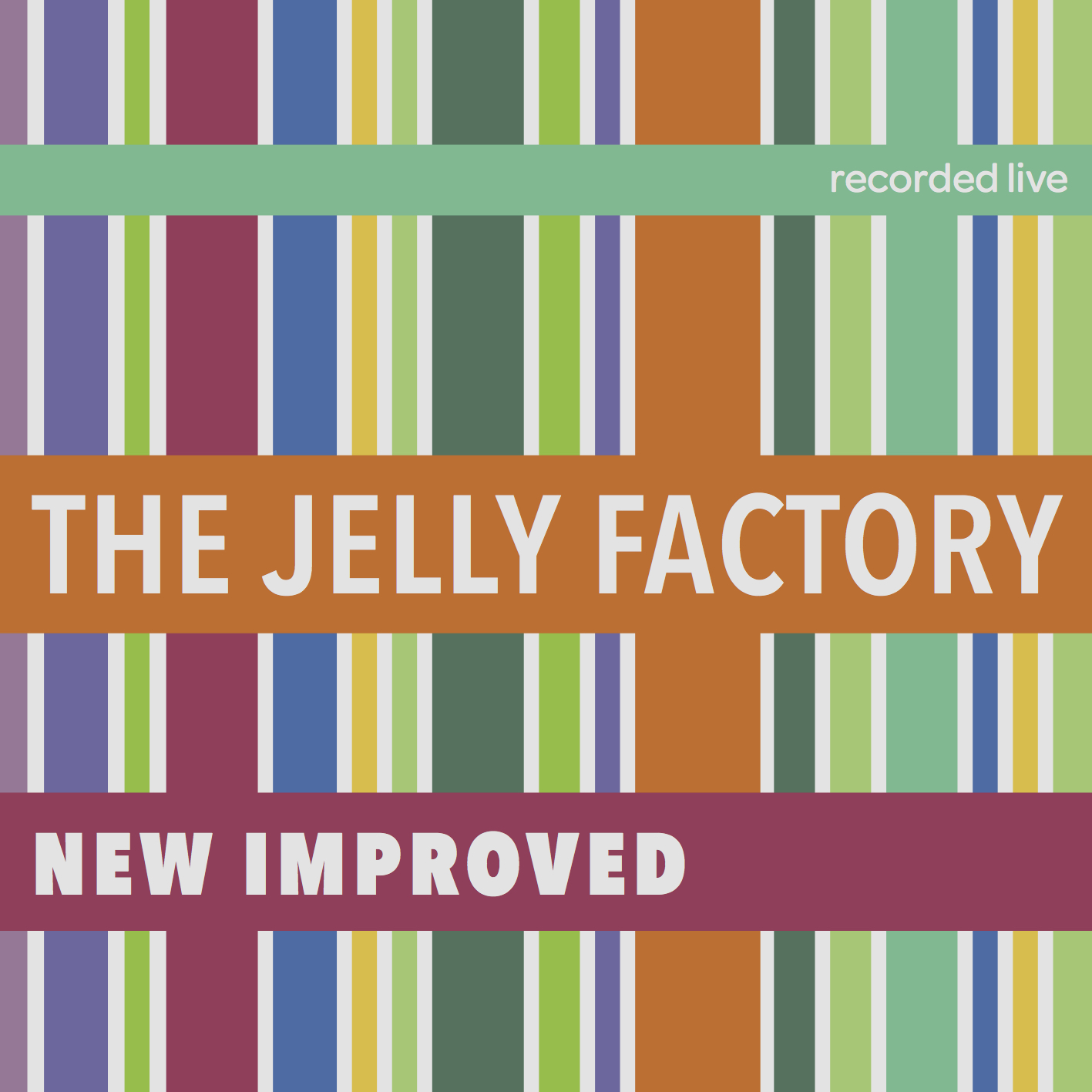 Jelly Factory - New Improved (2018)