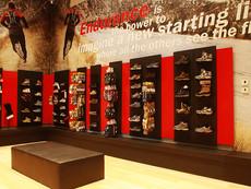 תצוגת נעליים