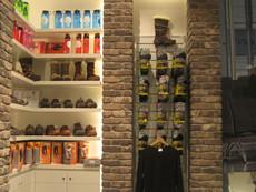 חנות + אוירה