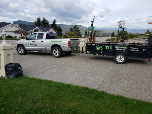 New truck and trailer!