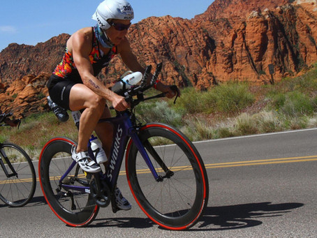 Meet Dr. Diane Cridennda, Ironman Champion, Holistic Practitioner, & Sabre Partner of 21 years!