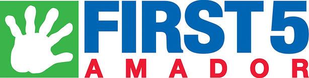 First 5 Amador Logo