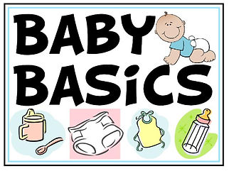Baby Basics text and image