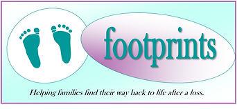 footprints graphic