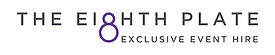 The Eighth Plate Exclusive Event Hire Hong Kong catering rental tableware