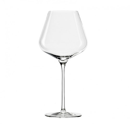 Quatrophil Burgundy Glass (set of six)