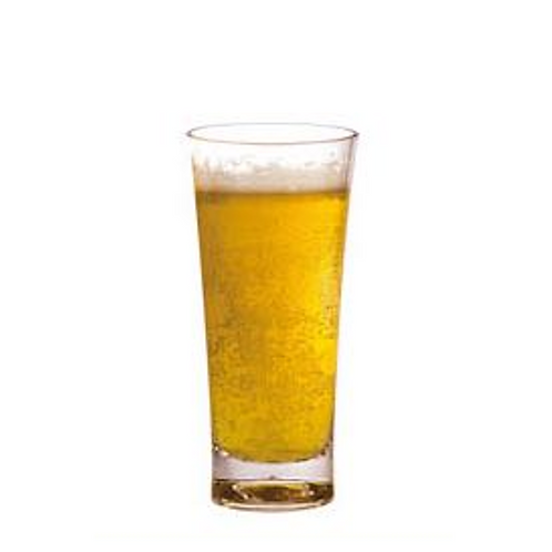 Shatterproof Beer Glass (set of six)