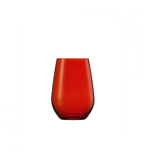 Red Tumbler (set of six)
