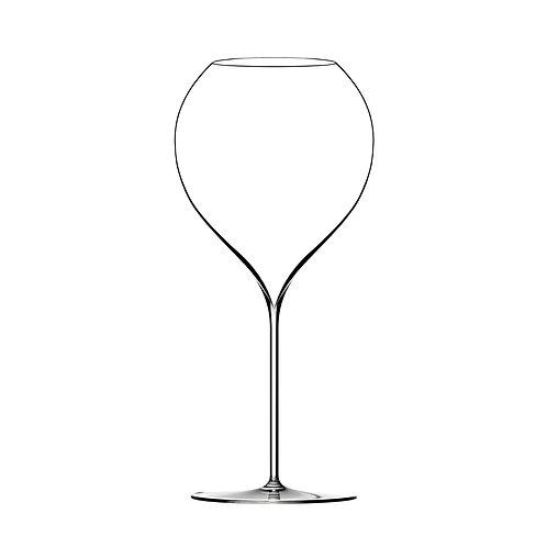 Jamesse 'Synergie 75 Ultralight' Burgundy glass (set of six)