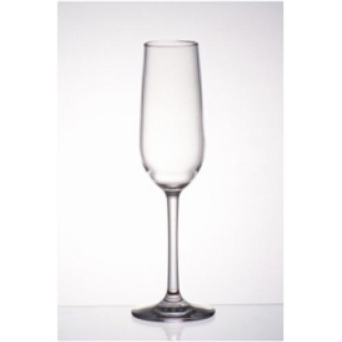 Shatterproof Champagne Flute (set of six)