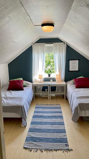 Sovrum i Lillstugan