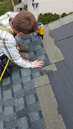 Moss Patrol Roof Repair