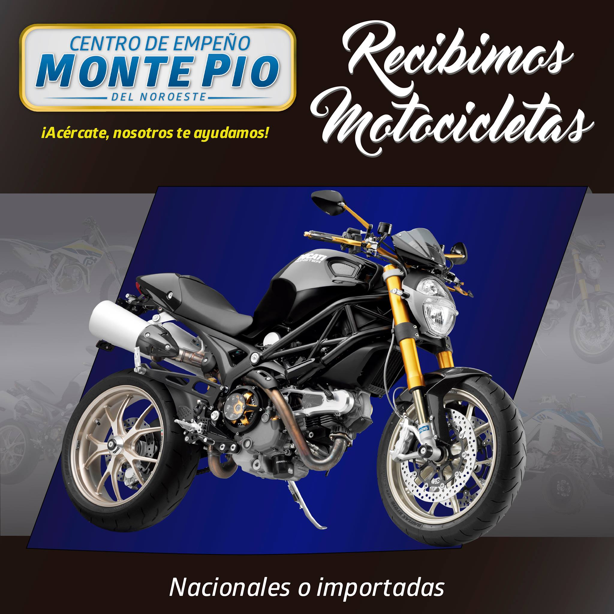 RECIBIMOS MOTOS
