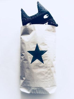 Storage Bag - Silver Star