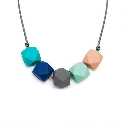 Lara & Ollie Teething Necklace - Sophia