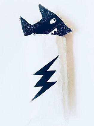 Storage Bag - Lightning Bolt