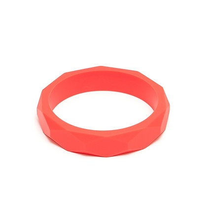 Lara & Ollie Teething Bangle - 4  colours