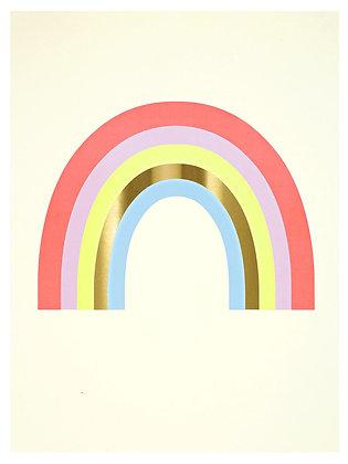 Rainbow & Unicorn - 2 Prints (30x40)