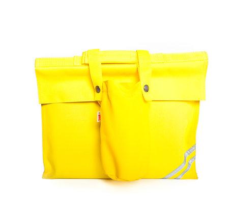Water Bottle Buddi Holder - Yellow
