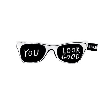 'You Look Good' Sunglasses Decoration
