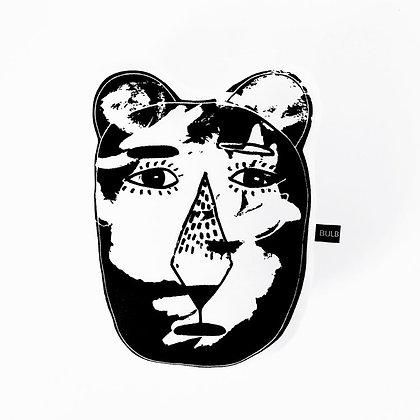 'Hello Mr Bear' Cushion