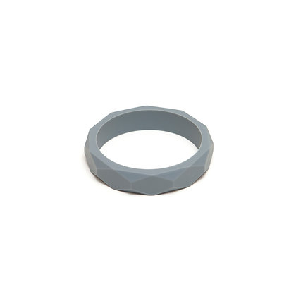 Lara & Ollie Teething Bangle - Grey