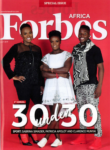 Africa Forbes