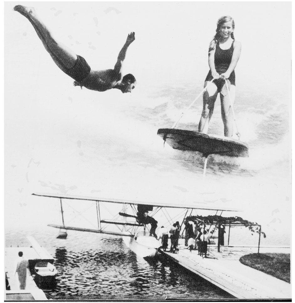 Wassersport Strandhotel Kärntnerhof