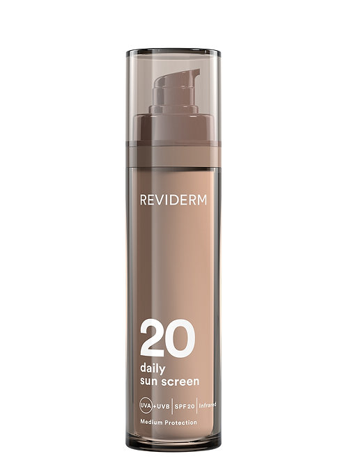Reviderm daily sun screen SPF 20 - 50 ml