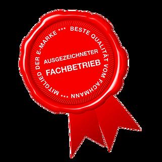 Elektro Schneider Ausgezeichneter Fachbetrieb