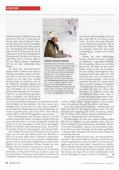 ff - Das Südtiroler Wochenmagazin